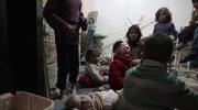 W ataku chemicznym w Syrii użyto sarinu