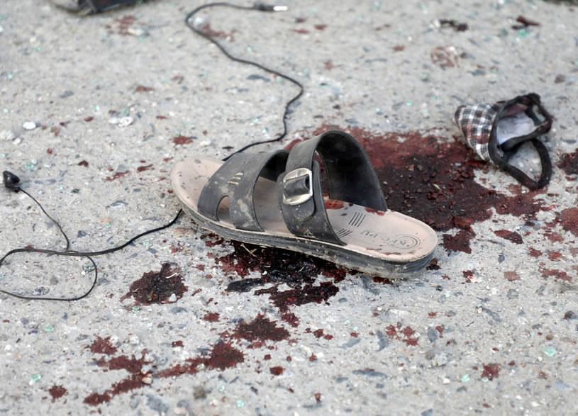 W ataku na autobus w Afganistanie zginęło trzech wykładowców akademickich. Zdjęcie ilustracyjne. /Omar Sobhani /Agencja FORUM