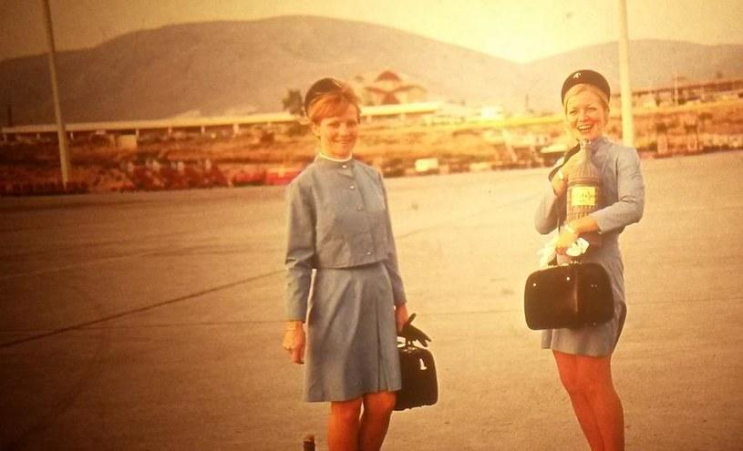 W Atenach dziewczyny chętnie kupowały Metaxę /archiwum rodziny Grudowskich /materiały prasowe