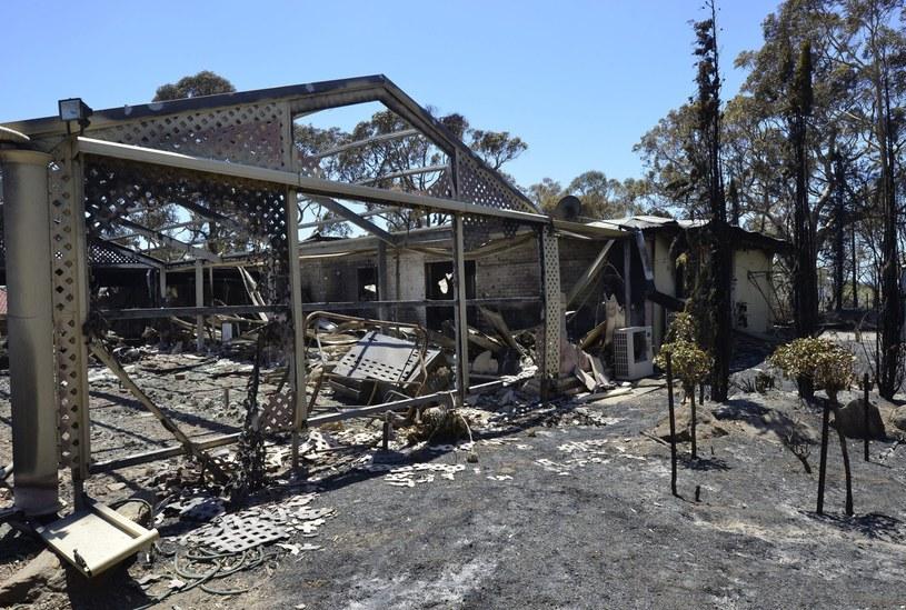 W Australii nadal szaleją pożary /PAP/EPA