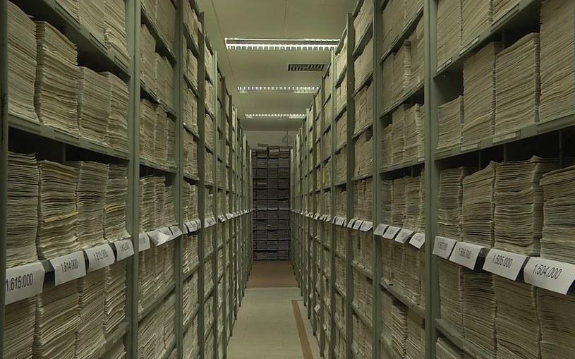 W Bad Arolsen znajduje się największe na świecie archiwum danych osobowych z czasów II wojny światowej /INTERIA.PL