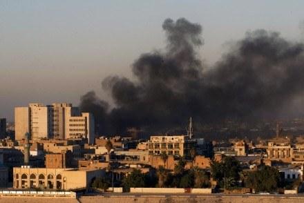 W Bagdadzie na razie nie mam miejsca na heavy metal /arch. AFP