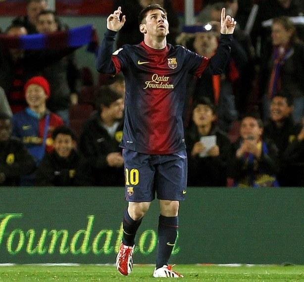 W Barcelonie liczą na Lionel Messiego /PAP/EPA