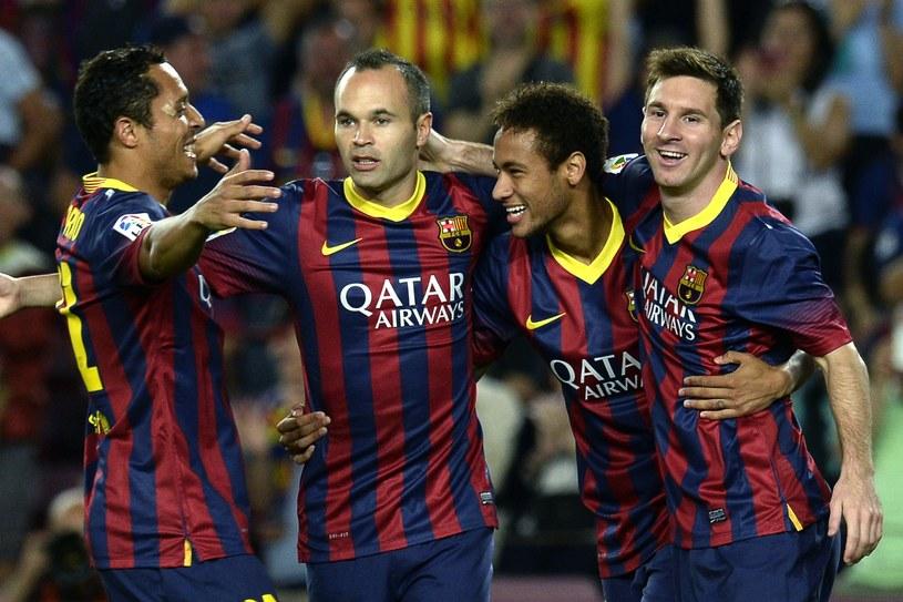 W Barcelonie zapanowała wielka radość, można dokonywać transferów. /AFP