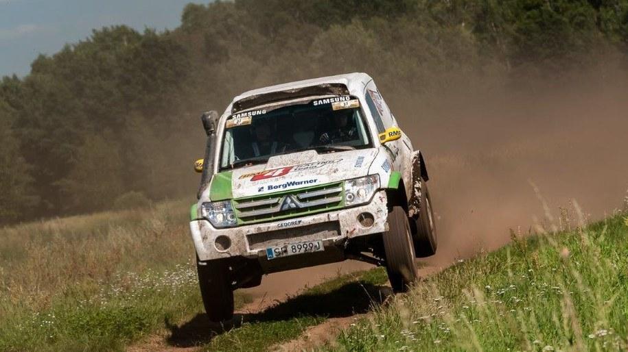 W barwach RMF 4RACING Team ścigać się będą dwie załogi /fot. Kamil Cichocki /