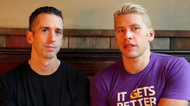 """W """"Będzie lepiej"""" nastoletni geje i lesbijki opowiadają o swoich trudnościach związanych z poczuciem /MTV"""