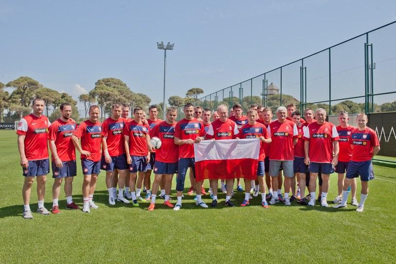 W Belek trenowała m.in. reprezentacja Polski przed Euro 2012 /Andrzej Lange /East News
