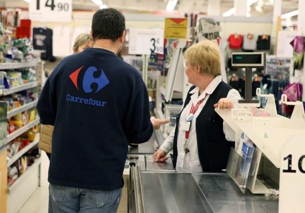 W Belgii Carrefour ma 630 sklepów pod różnymi markami /AFP