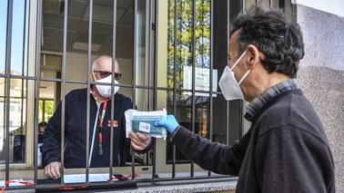 W Bergamo liczba zgonów jest cztery razy wyższa, niż w ostatnich latach