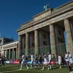 W Berlinie powoli rośnie napięcie przed finałem Ligi Mistrzów