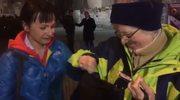 W Betlejem spotkaliśmy panią Teresę z Legionowa - jedną z dwóch tysięcy szczęśliwców, którzy mają bilet na pasterkę w Bazylice Narodzenia Pańskiego!