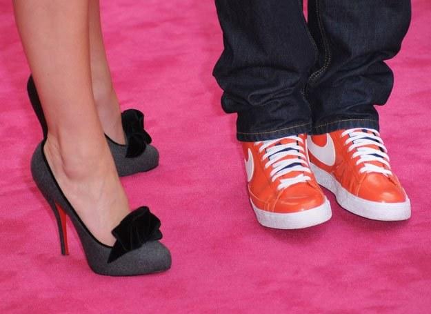 W biegu Glamour obowiązkowe obuwie to conajmniej siedmiocentymetrowe szpilki /Getty Images/Flash Press Media