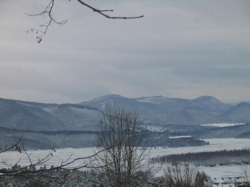 W Bieszczadach leży od 20 do 30 cm śniegu. /RMF