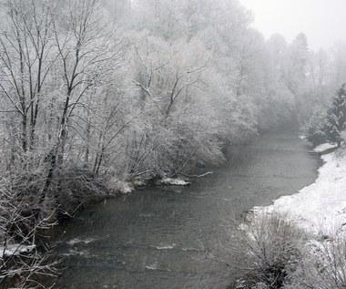 W Bieszczadach sypnęło śniegiem