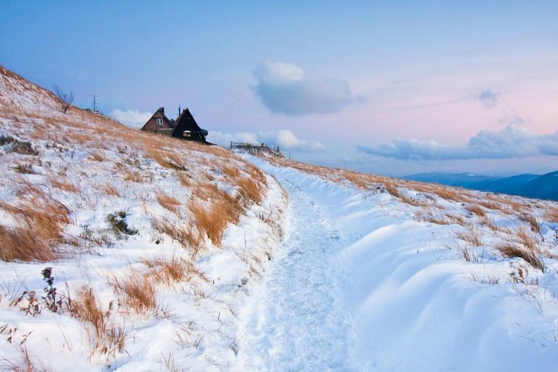 W Bieszczadach zimowo /123RF/PICSEL
