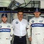 W BMW-Sauber optymizm przed GP Włoch