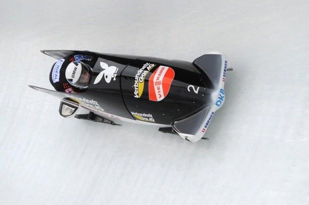 W bobsleju liczy się wysoka prędkość i jak najmniejsze tarcie /AFP