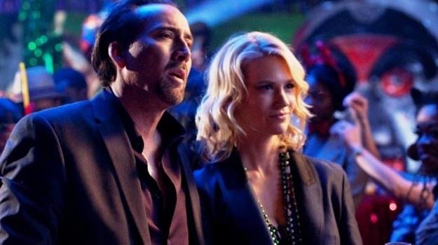 """W """"Bogu zemsty"""" January Jones partneruje Nicolas Cage /materiały dystrybutora"""