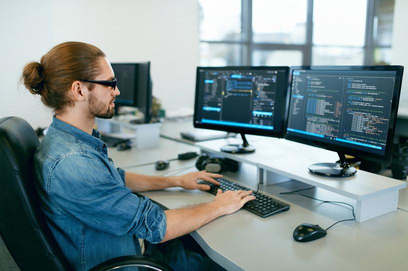 W branży IT nie ma problemu ze znalezieniem zatrudnienia i dobrą pensją (zdj. ilustracyjne) /123RF/PICSEL