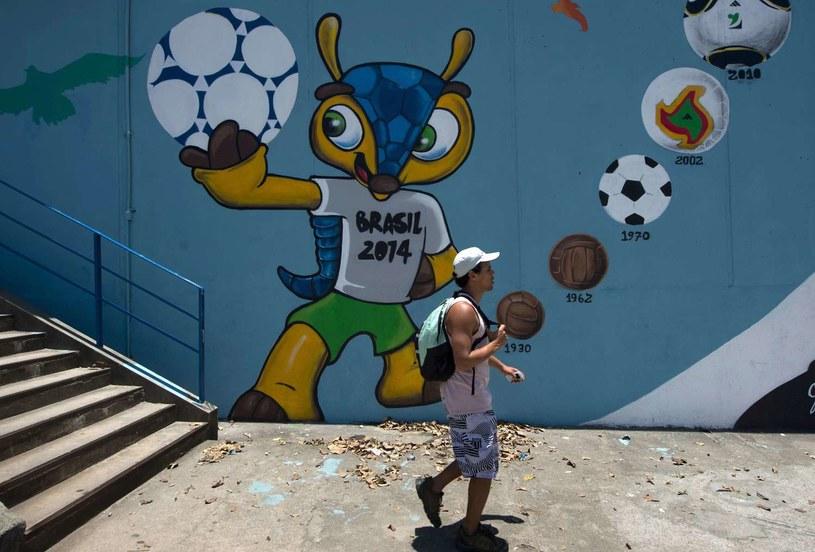 W Brazylii ma być bezpiecznie /AFP