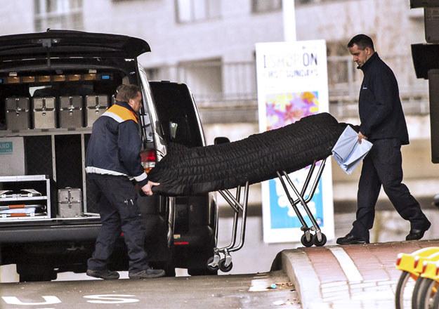 W brukselskim metrze zamachowcy zamordowali 20 osób /AFP