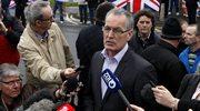 W. Brytania: Lider Sinn Fein Gerry Adams zwolniony z aresztu