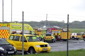 W. Brytania: Zarzuty dla dwóch pasażerów pakistańskiego samolotu
