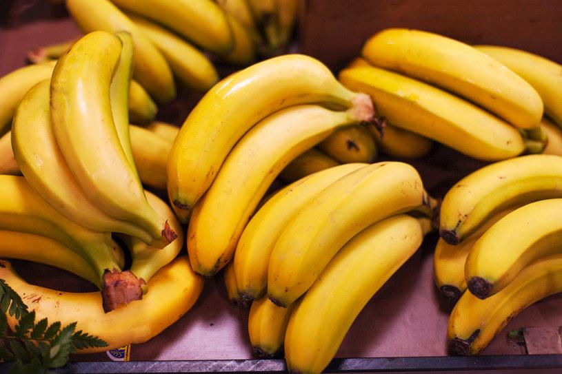 W brytyjskich sklepach zabraknie bananów? /nataliazakharova/easyfotostock /East News