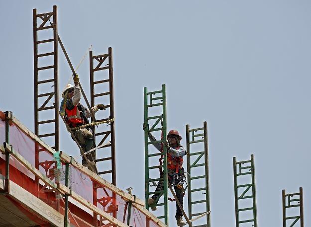 W budownictwie rośnie liczba niewypłacalności... /EPA
