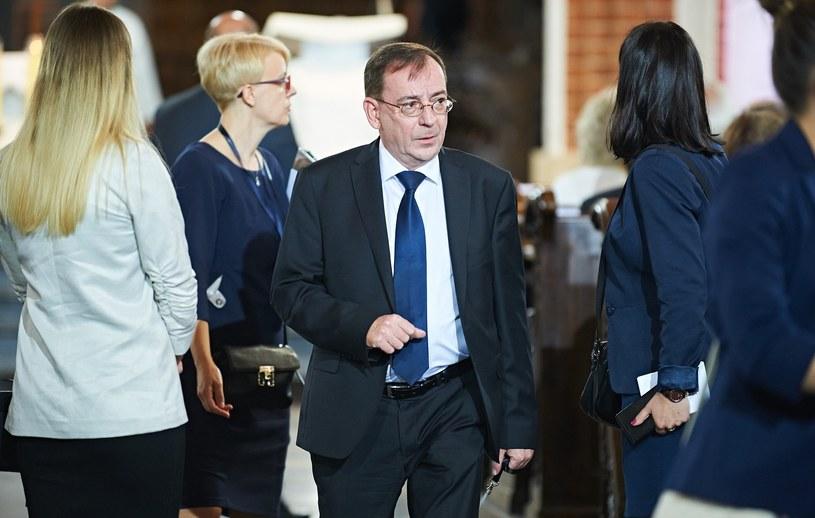W budynku mieści się m.in. biuro poselskie Mariusza Kamińskiego /Bartosz Krupa /East News
