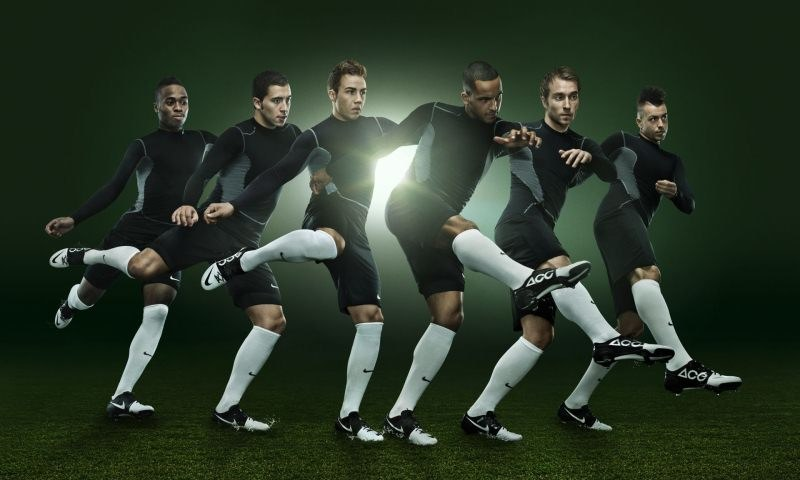 W butach GS2 zagrają m.in. Eden Hazard, Mario Goetze, czy Theo Walcott /materiały prasowe