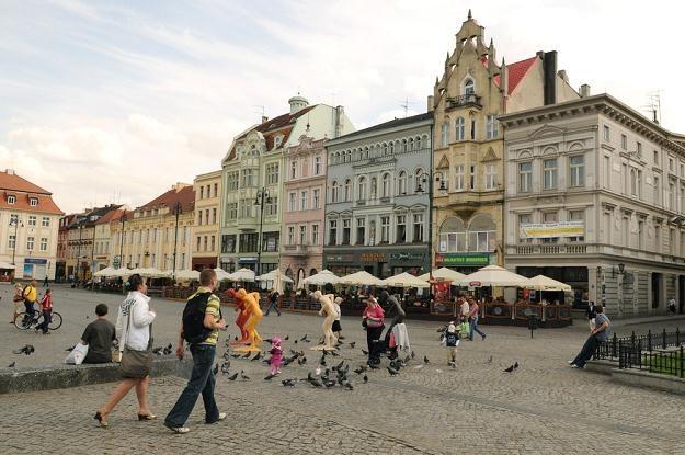 W Bydgoszczy ma mieszkać w 2035 r. o ponad 20 proc. osób mniej niż dziś /fot. Krzysztof Wojda /Reporter