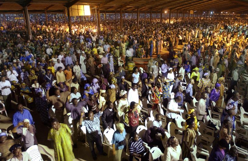 W całej Nigerii jest 80 milionów chrześcijan, należących przede wszystkim do wspólnot zielonoświątkowych /Jacob Silberberg/Getty Images /Getty Images