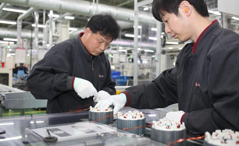 W Changwon produkuje się pralki i lodówki LG, ale także mniej popularny sprzęt AGD /materiały prasowe