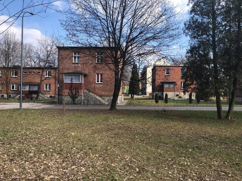 W Chełmku stanęło 16 ceglanych domków /archiwum prywatne