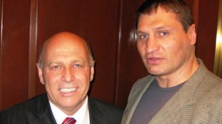 W Chicago Lato spotkał się m.in. z Andrzejem Gołotą. /ASInfo