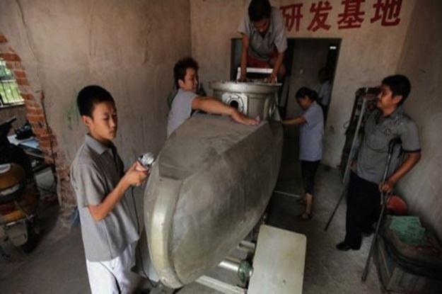 W Chinach nie ma rzeczy niemożliwych /materiały prasowe