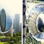 W Chinach powstanie niezwykły wieżowiec