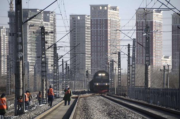 W Chinach ruszyły pierwsze mrozoodporne, superszybkie pociągi /AFP