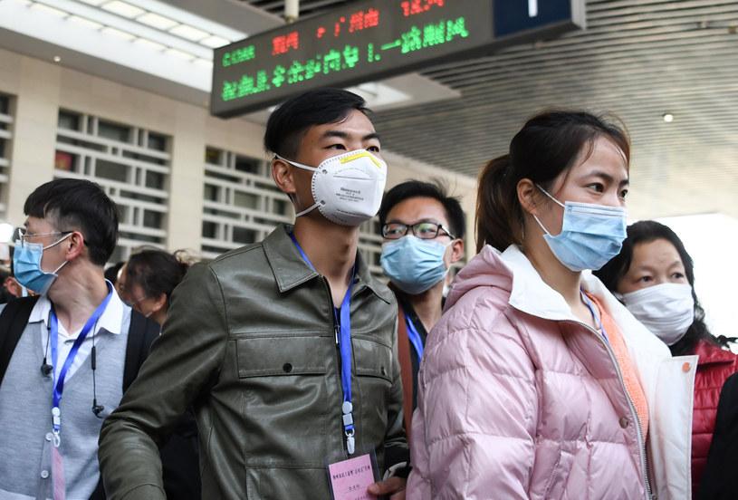 W Chinach wygasza się epidemia koronawirusa /Cheng Min/Xinhua News /East News