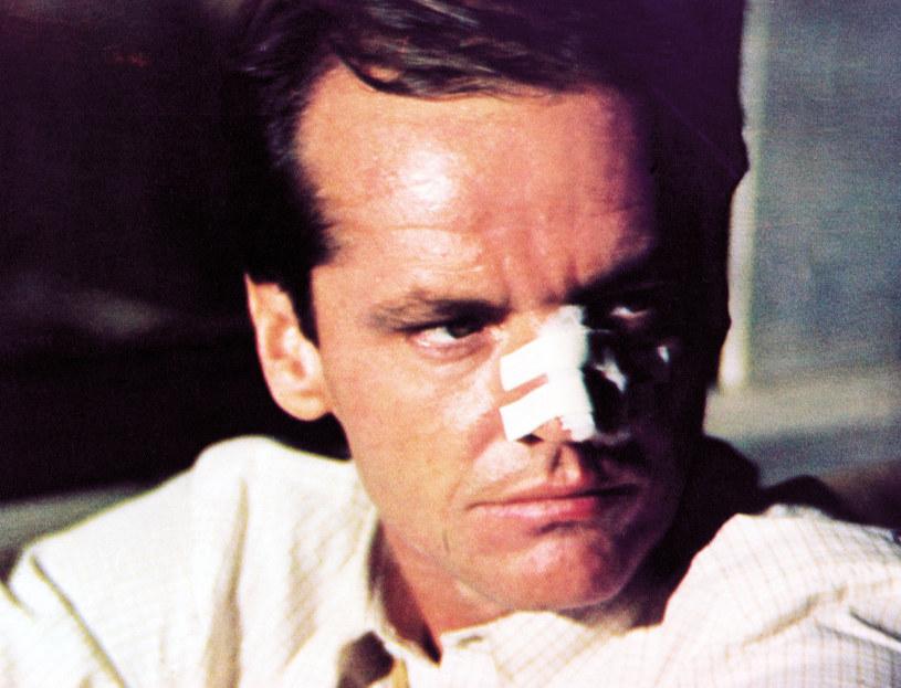 """W """"Chinatown"""" Jack Nicholson zagrał jedną z najlepszych ról w karierze /East News"""