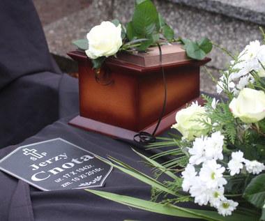 W Chorzowie pożegnano Jerzego Cnotę