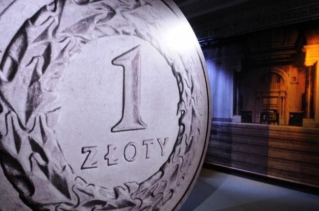 W ciągu dnia złoty oscylował w przedziale 2,82-2,85 za dolara. Fot. Michał Wargin /Agencja SE/East News