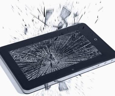 W ciągu dwóch ostatnich lat zepsuła się blisko połowa tabletów firmowych