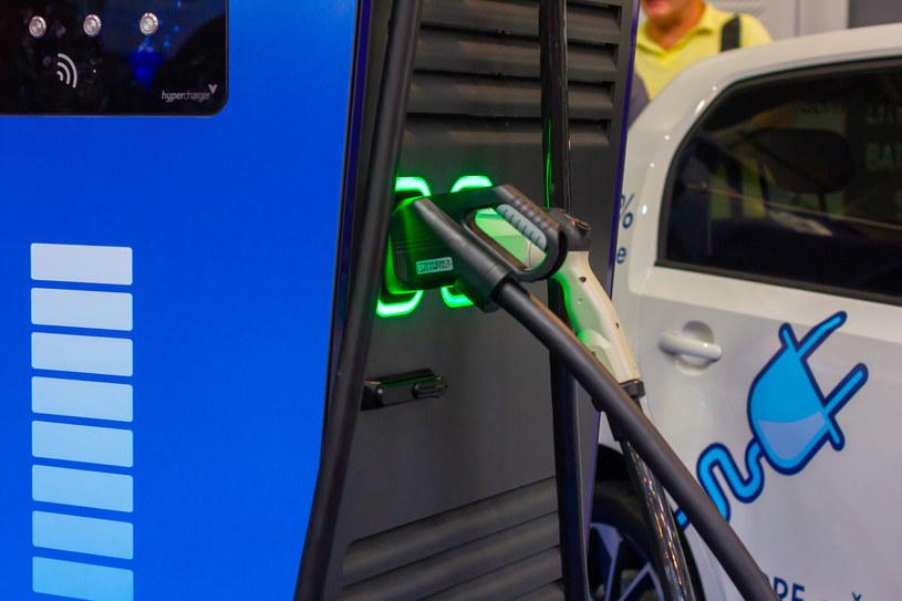 W ciągu jednego dnia elektrycznym SUV-em można pokonać ok. 1,5 tys. km po europejskich autostradach. /123RF/PICSEL