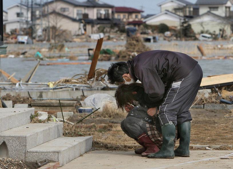 W ciągu jednego dnia ludzie stracili wszystko /AFP/EAST NEWS /East News