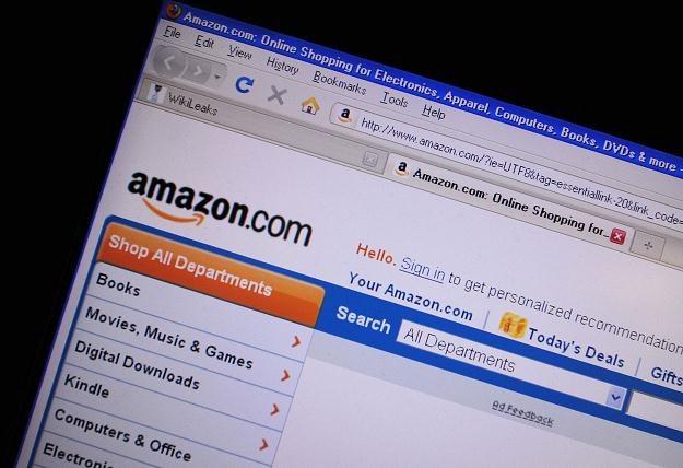 W ciągu minionych trzech lat Amazon sprzedał Brytyjczykom książki i inne towary za 10 mld funtów /AFP