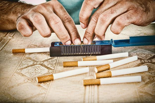 W ciągu ostatnich 10 lat akcyza na papierosy wzrosła o ok. 200% /©123RF/PICSEL