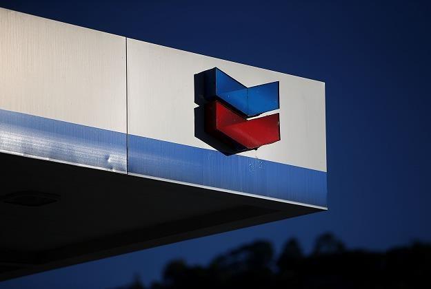 W ciągu ostatnich 12 miesięcy wartość rynkowa akcji Chevronu spadła o 22 proc. /AFP