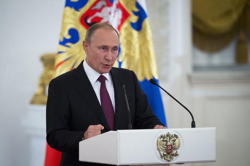W ciągu roku lub dwóch reżim Władimira Putina może mieć kłopoty /AFP